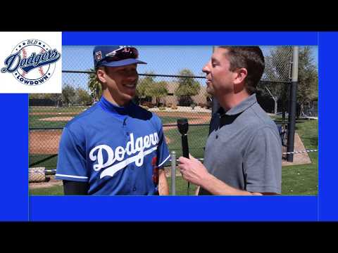 Spring Chats - Jeren Kendall - Dodgers Prospect