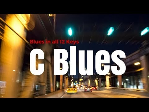 C Blues (Play-Along)