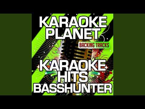 Angel In The Night (Karaoke Version) (Originally Performed By Basshunter)