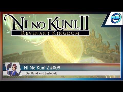 Der Bund wird besiegelt #009 | #NiNoKuni2 | Ni No Kuni II gameplay german