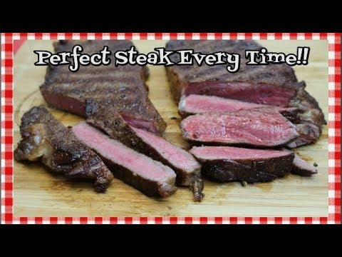 Cast Iron Pan Seared Steak ~ How To Sear A Steak ~  Cast Iron Cooking ~ Noreen's Kitchen