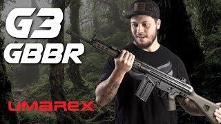 Umarex H&K G3 GBBR - A Dream Brought To Life - RedWolf Airsoft RWTV