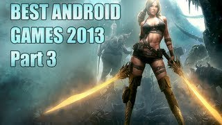 Top 10 Best Android Games 2013 Part 3