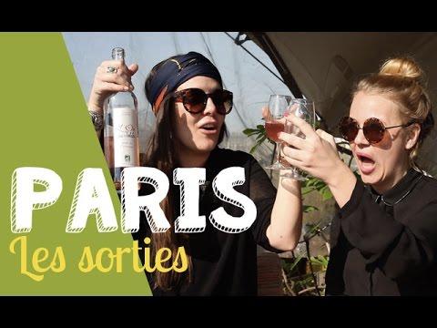 PARIS - CITY GUIDE NUIT : bars cachés, clubs & after !
