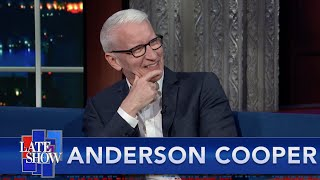 """""""Still Blows My Mind"""" - Anderson Cooper On That Infamous Helsinki Press Conference"""