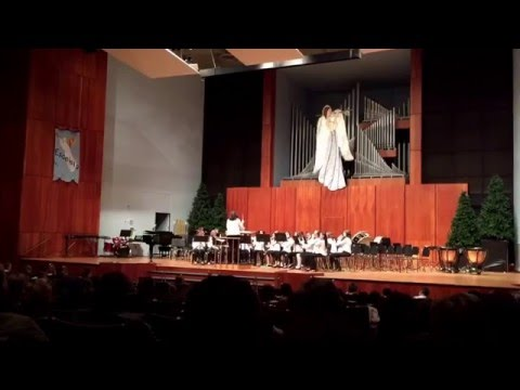 Les Paul Middle School Woodwind Ensemble: Go Tell It On the Mountain