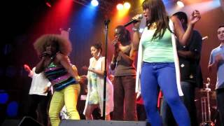 Leela James, Joy And Pain/Party All Night, Highline Ballroom, NYC 7-18-12