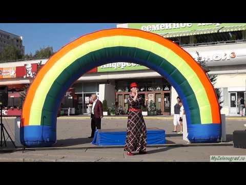 Разноцветные ярмарки. Исполняет Наталья Казюлина