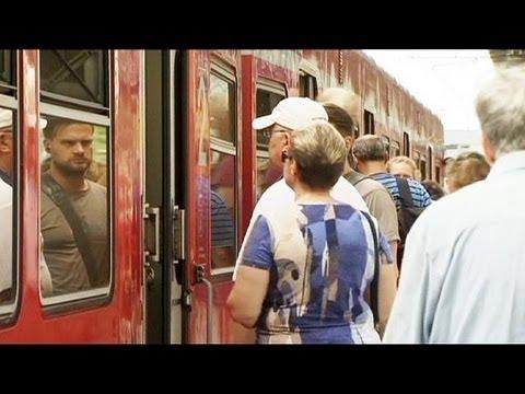 Mainz train service not living up to 'Die Deutsche Ordnung'