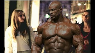 When Ronnie Coleman Goes Out in Public
