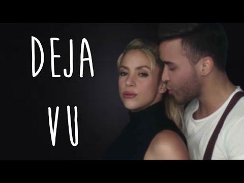 DEJA VU (LETRA) l PRINCE ROYCE ft. SHAKIRA