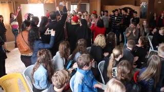 NNE Danish students program with JAI - March 2015