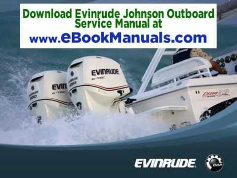 Johnson Evinrude Outboard Motors 1990 2001 All Models