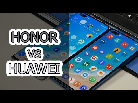 БОЛЬШОЕ СРАВНЕНИЕ | Honor 30 Pro+ и Huawei P40