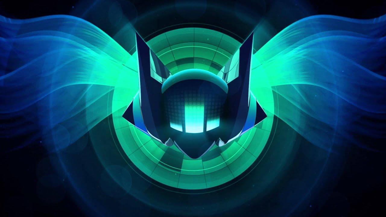 League Of Legends Animated Wallpaper Windows 10 Dj Sona S Ultimate Skin Music Kinetic The Crystal Method