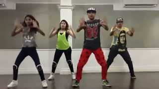 Chris Porter ft Pitbull - The Water Dance | Rajesh Jethwa Choreography @ Gyrate Dance Co.