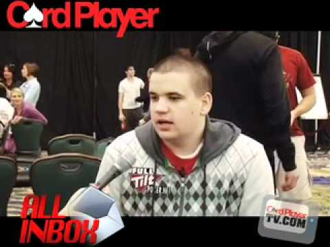 All Inbox -- Christian Harder Answers Your Poker Questions
