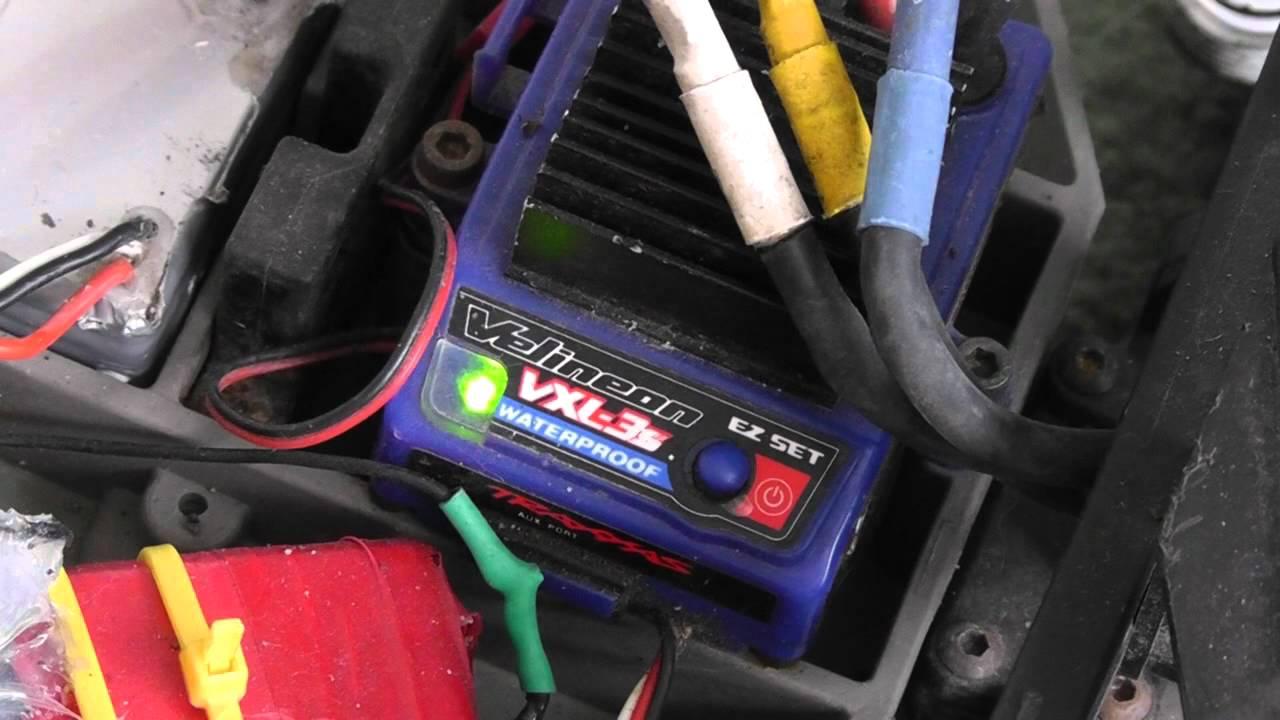 maxresdefault how to program a traxxas esc youtube traxxas xl5 esc wiring diagram at honlapkeszites.co