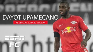 Rb leipzig's dayot upamecano has been tabbed as the next great center back prospect, following in likes of liverpool's virgil van dijk, napoli's kalidou ...