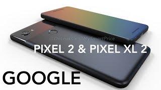 فيديو 360 درجة يوضح تصميم هاتفي جوجل Pixel 2 و Pixel XL 2