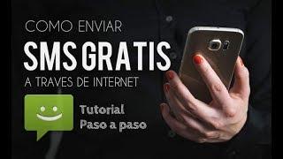Como enviar SMS gratis online y sin registrarse