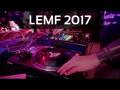 Lethbridge Electronic Music Festival (LEMF) 2017