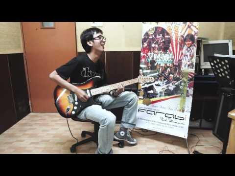 Muhammad Nur Ghio, Guitar