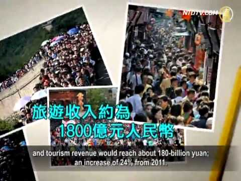 """China's """"Golden Week"""" Holiday Chaos"""