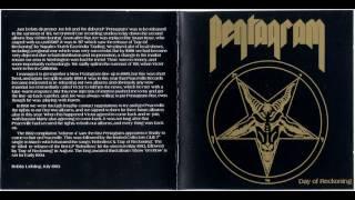 Pentagram  - Day Of Reckoning  Full Album  1987