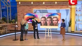видео Макияж для зеленых глаз: как накрасить и правильно подобрать цвета