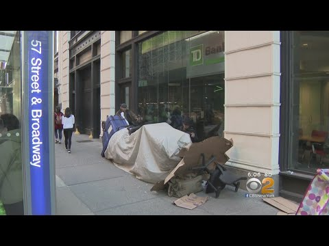 Mayoral Candidate Takes On Homeless Crisis