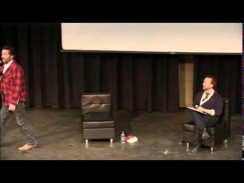 CALGARY  EXPO 2013: JAMES CALLIS