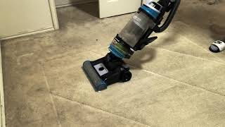 NASTY Room Vacuum - First Time in 3 Years!