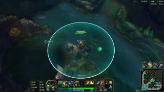 How I Currently Play Warwick (Silver level play) - League of Legends
