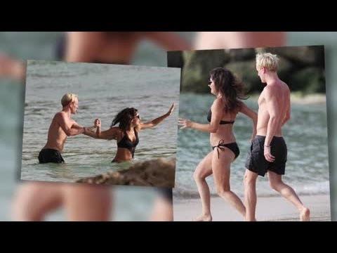 Made In Chelsea's Jamie Laing Enjoys Holiday Romance In Barbados - Splash News | Splash News TV