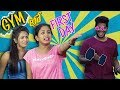 Types of Funny People Workouts and Exercise Fail in Gym | Telugu Comedy Show by Anju Manju Muchatlu