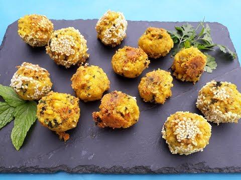 recettes-de-mes-falafels-maison-#recette-végétarienne