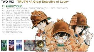 名探偵コナン オープニングテーマ No.5 (第124話~第142話) Detective Co...