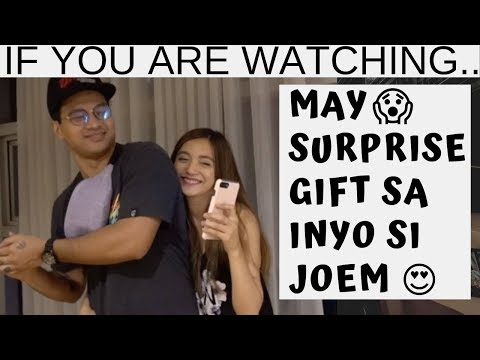 If you are watching.. MAY SURPRISE GIFT FOR YOU (Christmas Party 2018)