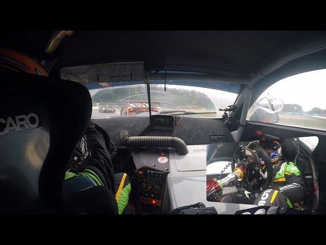 DTM Zolder Belcar Endurance race 2 onboard Marc 2 Mustang V8