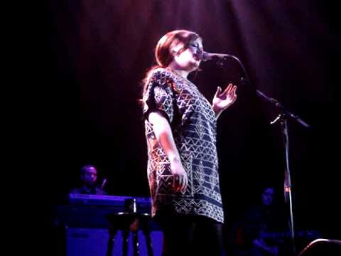 Adele - First Love live @ Oosterpoort, Groningen (04/18/09)
