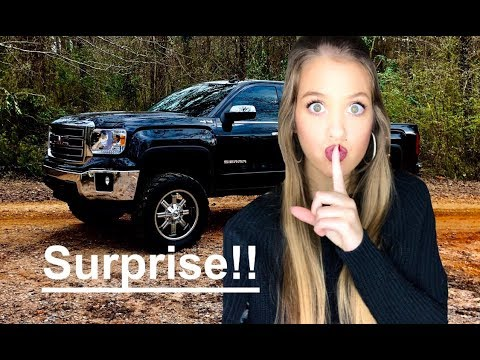 Surprising my Brother with his DREAM TRUCK!! SWEET 16 BIRTHDAY PRESENT AT 15 YEARS OLD!