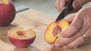 How To Go About Freezing Peaches