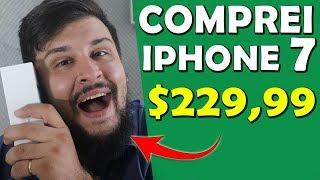COMO COMPRAR IPHONE 7 COM 70% DE DESCONTO - WEGET2U