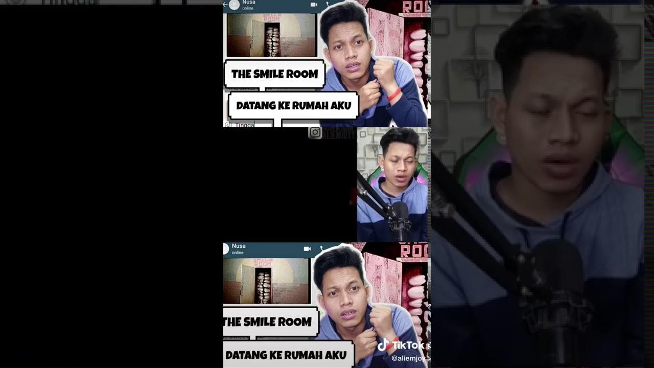 Chat history horror the smile room-Aliem joy - YouTube