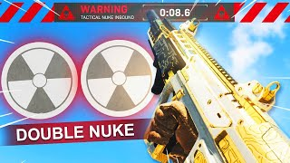 DOUBLE TACTICAL NUKE..☢️ (Modern Warfare)