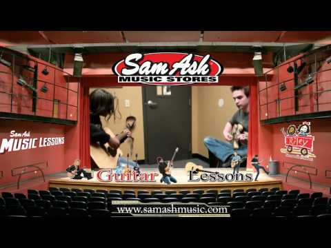 Guitar Lessons Sam Ash Music Indy.mpg