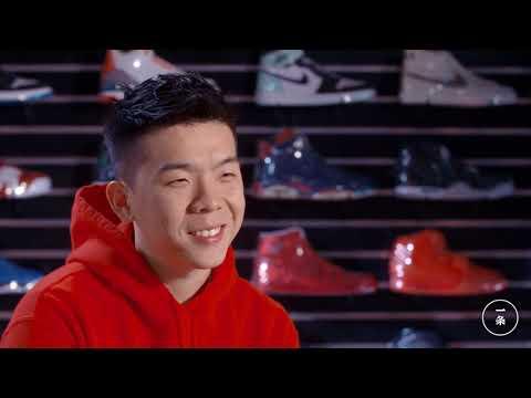 中國男孩在美國成鞋王,一雙18萬,貝克漢兒子排隊買!