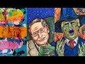 Jim Carrey's Art and Paintings