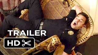 Let's Be Cops Official Trailer #2 (2014) - Jake Johnson, Damon Wayans Jr. Movie HD